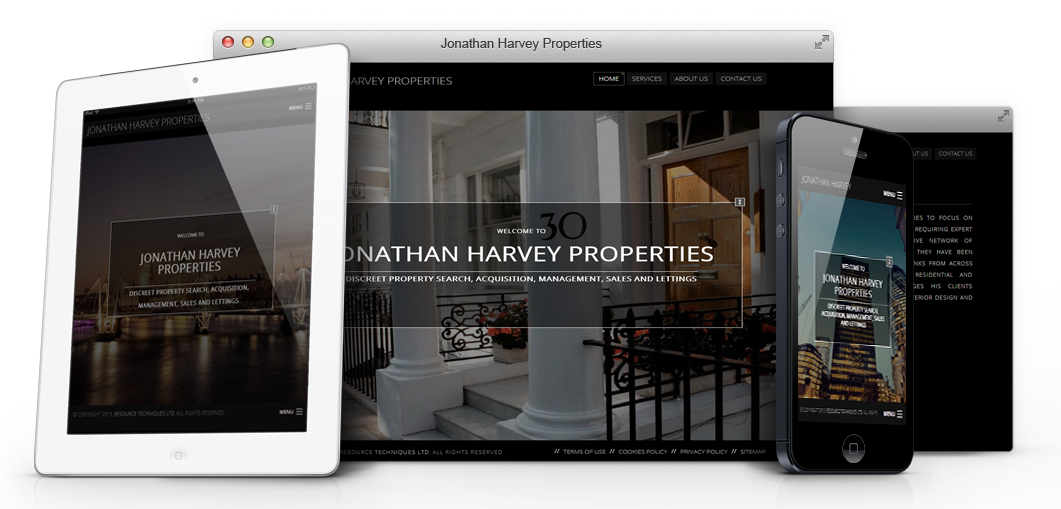 Estate agency websites